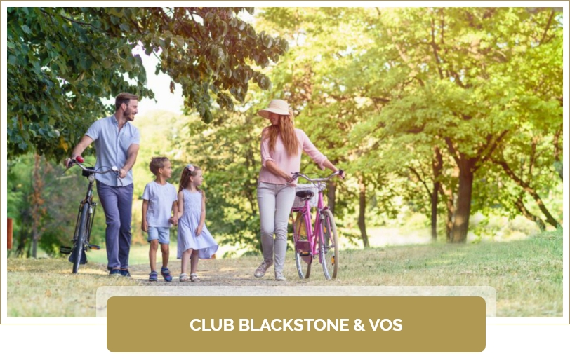 Blackstone Club Blackstone y Vos